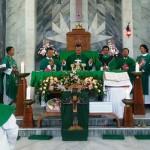 Uskup Keuskupan Tanjungkarang ajak orang muda berbuat baik pada siapapun