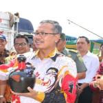 Hebat, 30.000 ton hasil produksi petani Lampung dikirim ke empat provinsi ini