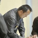 Gubernur Lampung M Ridho Ficardo menandatangani Keputusan Persetujuan LPj Tahun Anggaran 2015