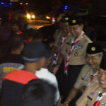Lampung Kirimkan 6011 Pramuka Penggalang ke Jambore Nasional di Cibubur, 14-21 Agustus