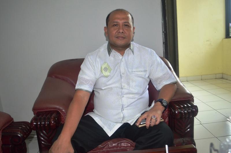 Plt Ketua Karang Taruna Lampung Iwan Rinaldo Syarief. Foto : Robert