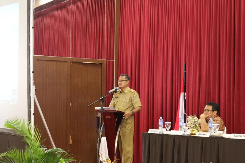 Pj. Sekda Provinsi Lampung Sutono.