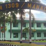 Kodim 1309 Manado Kawal IYD 2016