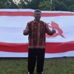 Bendera Pramuka Terbesar se-Indonesia akan dikibarkan pada Peringatan Gerakan Pramuka ke-55 di Provinsi Lampung