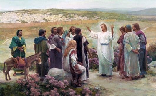 Yesus mengutus dua belas rasul