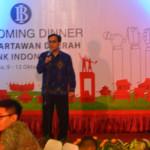 Bank Indonesia : Media massa kiranya bisa menjadi endorser kami