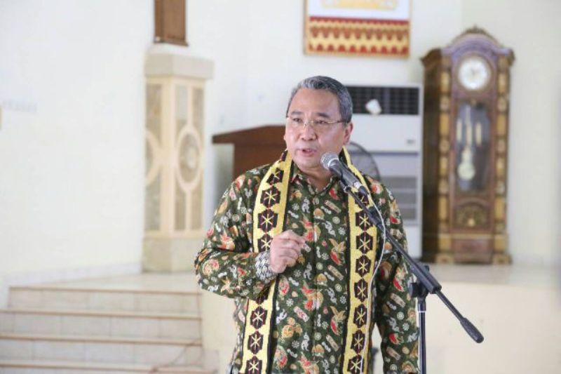 Menteri PDT dan Transmigrasi RI Eko Putro Sandjoyo.