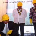 Wakil Gubernur : Pembangunan ITERA Tanggung Jawab Masyarakat di Sumatera