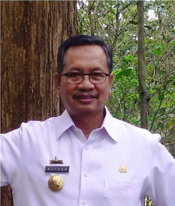 Pj. Sekdaprov Lampung Sutono.