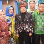 BKPD Lampung Promosikan Kopi pada HPS 2016 ke-36 di Boyolali