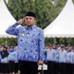Ini pesan Presiden Jokowi pada peringatan HUT KORPRI ke-45 di Provinsi Lampung