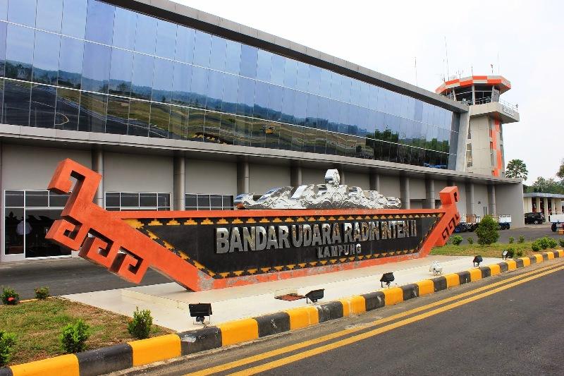 Bandar Raden Inten II Lampung Selatan. Foto : http://infotikita.blogspot.com