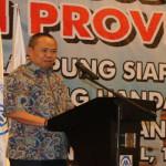 Bachtiar Basri Buka MUSDA VIII GAPENSI Lampung