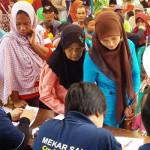 KSP Kopdit Mekar Sai Bandar Lampung Lakukan Bakti Sosial Pengobatan Gratis di Desa Banyu Urip Lampung Selatan