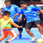 Datsun Rising Hope II Gandeng Persib Gelar Coaching Clinic Dan Mini Tournament Antar Sekolah