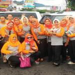 Peringati Hari AIDS Sedunia, Dinas Sosial Provinsi Lampung gelar aksi simpatik di Tugu Adipura Bandar Lampung