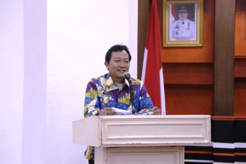Kepala BKPD Lampung Ir. Kusnardi