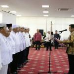 Ridho Ficardo Kukuhkan PW IPHI Provinsi Lampung masa bakti 2016-2021