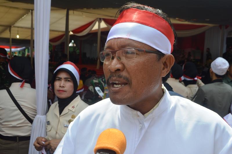 Ketua Komisi HAK Keuskupan Tanjungkarang RD Philipus Suroyo.