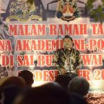 Gubernur Ridho Silahturahmi dengan Praja IPDN dan Taruna TNI/Polri asal Lampung