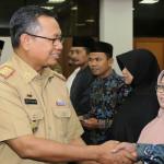 Pemerintah Provinsi Lampung lakukan silahturahmi dengan Guru Ngaji dan Guru Sekolah Minggu