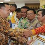 Pemprov Lampung kucurkan Rp. 14,789 miliar bagi 2.640 desa/kelurahan