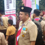 Pagi ini, Raimuna Daerah V Kwartir Daerah Gerakan Pramuka Lampung Akan dibuka Kak Ridho