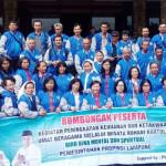 90-an Umat Katolik di Keuskupan Tanjungkarang mengikuti tour wisata rohani yang difasilitasi Pemerintah Provinsi Lampung