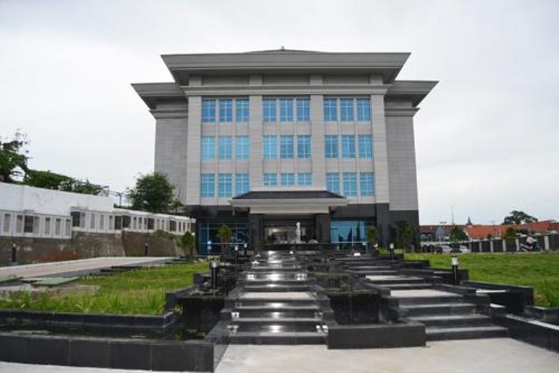Kantor BI Lampung Jl. Hasanuddin No. 38, Bandar Lampung.