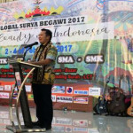 Gubernur Lampung Buka Global Surya Begawi 2017 The Beauty of Indonesia