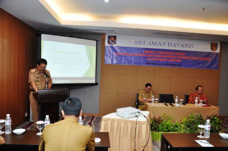 Asisten Bidang Pemerintahan dan Kesra Hery Suliyanto