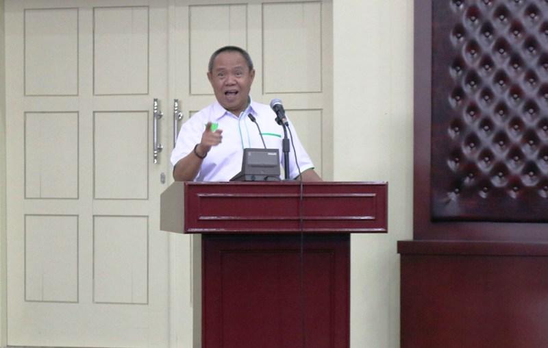 Bachtiar Basri, Ketua Umum Himpunan Kerukunan Tani Indonesia HKTI Provinsi Lampung periode 2017-2022