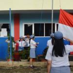 Polisi Ajak Siswa SMK Kristen BPK Penabur Bandar Lampung Untuk Tidak Sebarkan Berita Hoax