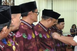 LPJK Provinsi Lampung periode 2016-2020 2