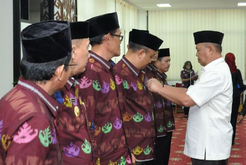 LPJK Provinsi Lampung periode 2016-2020