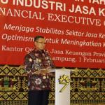 Pemprov Lampung minta OJK bersinergi untuk mensejahterakan masyarakat