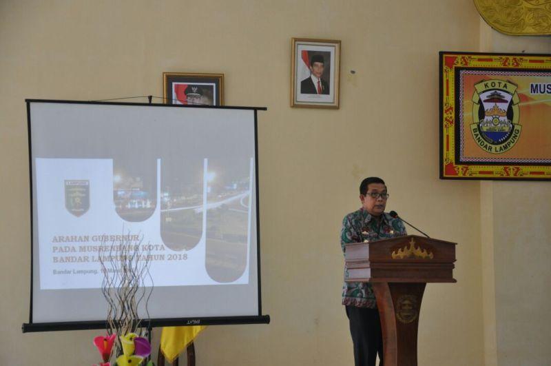Asisten Bidang Ekonomi dan Pembangunan Adeham.