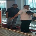 Gubernur Ridho Uji Coba Pesawat dari Bandara Radin Inten ke Soekarno Hatta