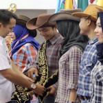 Gubernur M Ridho Ficardo Lantik HPDKI Provinsi Lampung Periode 2017-2022