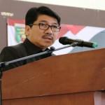 Asisten Bidang Administrasi Umum Hamartoni Ahadis Buka Musrenbang Kabupaten Lampung Timur