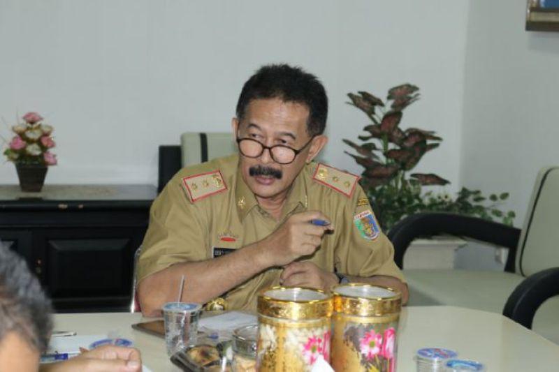 Asisten Bidang Pemerintahan dan Kesra Heri Sulistiyanto.