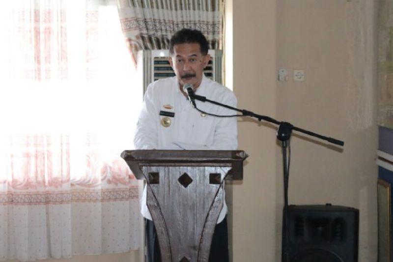Asisten Bidang Pemerintahan dan Kesra Heri Suliyanto