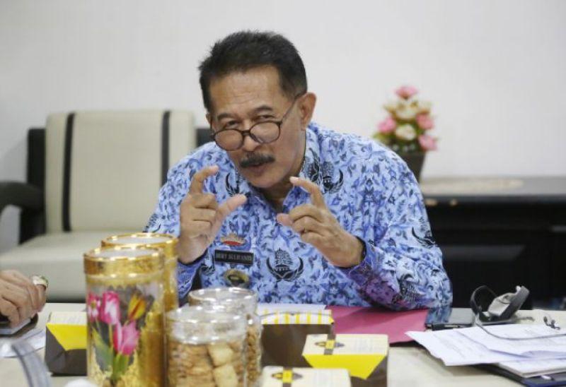 Asisten Bidang Pemerintahan dan Kesra Herry Suliyanto.