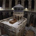 Makam Yesus Selesai Direstorasi