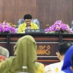 Pemerintah Provinsi Lampung Sedang Menyusun RKPD tahun 2018