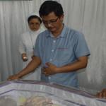 Vikjen Keuskupan Tanjungkarang : Kamis 16 Maret 2017 jenazah Romo Baron akan dikebumikan