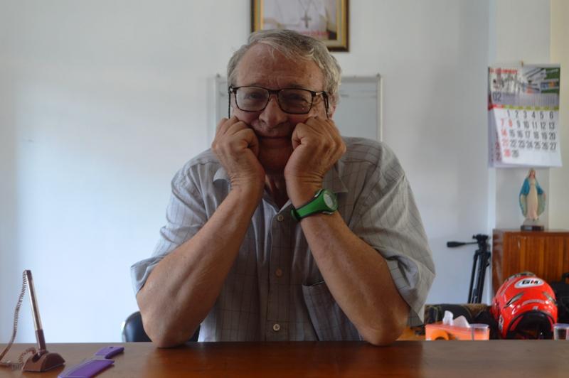 RD Vincent Le Baron, MEP. Foto : Robert