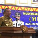 Wagub Lampung Buka Musrenbang RKPD Tahun 2018 di Lampung Utara