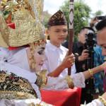 Ridho Ficardo Resmikan Unit Sekolah Baru SMA/SMK di SMKN Seputih Agung Lampung Tengah