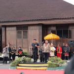 Gubernur Lampung Lepas 106 anggota Satuan Birmod Polda Lampung ke Sulawesi Tengah